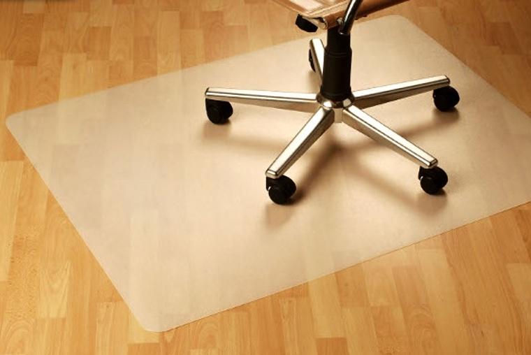 Ochranná podložka pod stoličku 140x100 cm