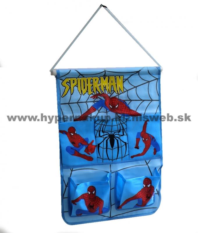 Textilný kapsár SPIDERMAN