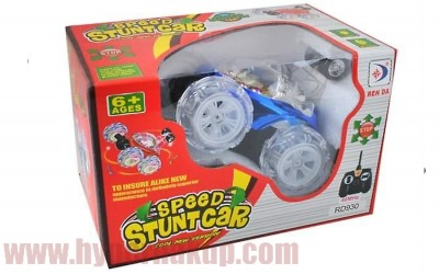 RC auto Crazy Twister 360°