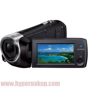 HDR-PJ410B Full HD SD kamera SONY